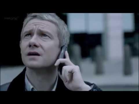 BBC Sherlock   8 improvised/unscripted Scenes