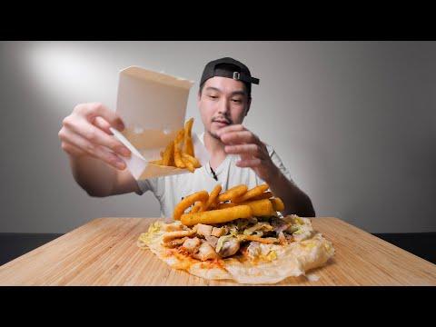 Ultimate Drunk Food – Crazy Kebab