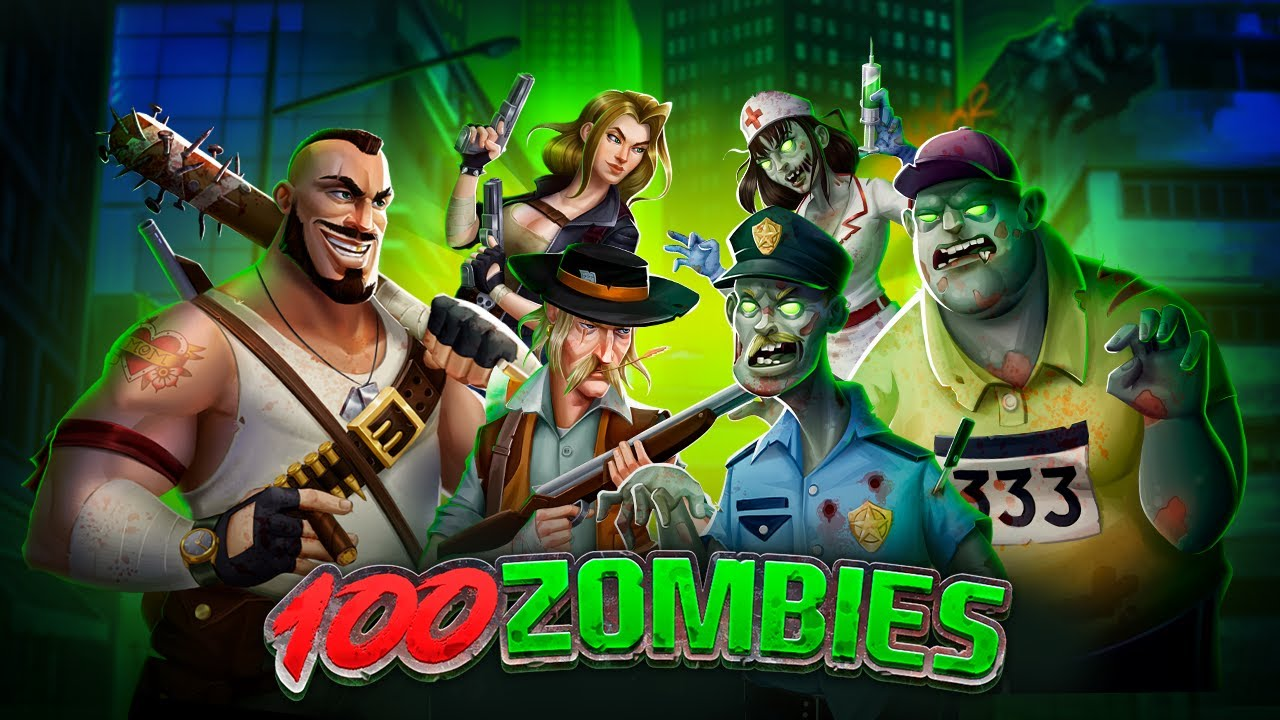 100 Zombies by Endorphina is already here!