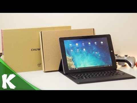 Chuwi Hi10 Plus | Unboxing & Hands On With Keyboard Mouse Cover