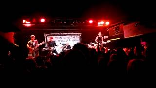 Anti-Flag - Post-War Breakout @ Montreal 2015-02-13