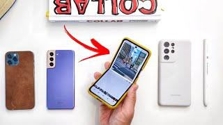Galaxy Z Flip 3 vs iPhone 12 Pro vs Galaxy S21 Ultra Camera Test Comparison!