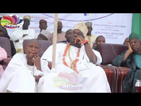 EMIR OF KANO Disclose The Identity Of Yoruba People Base In Kano, In The Present Of Ooni Of Ife