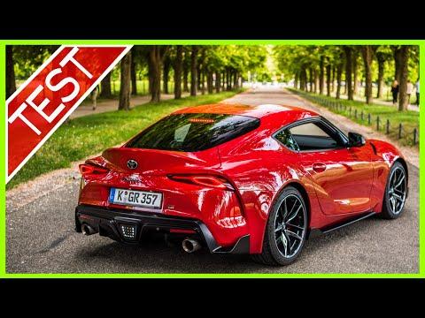 Wie viel BMW steckt in dem Toyota Supra 3.0? Und: Alternative für Porsche 718? REVIEW |FAHRBERICHT