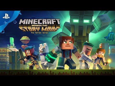 Minecraft-Story-Mode-Season-Two-gameplay