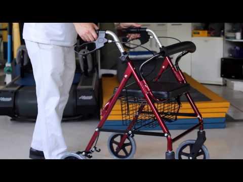 andadera para adulto mayor - personas discapacitadas