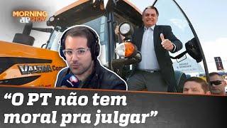 Tratoraço de Bolsonaro é corrupção?