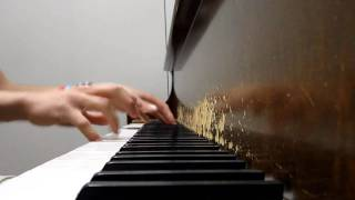 Aaron Shust - Give it All Away (HD piano cover)