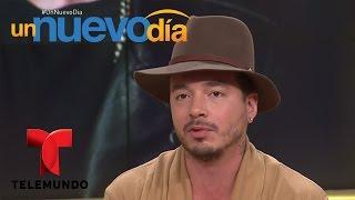 Entrevista con el cantante colombiano, J Balvin | Un Nuevo Día | Telemundo