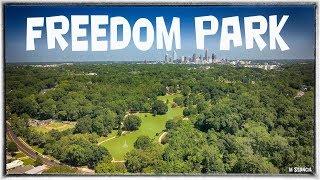 Freedom Park - Charlotte, NC (DJI Mavic Pro Footage)