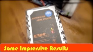 Batteryless Jump Starter Real World Testing Review