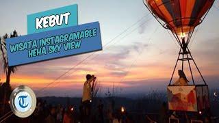 KEBUT   HeHa Sky View, Tempat Wisata di Gunungkidul Buat Liburan Akhir Pekan