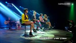 中字HD] 130830 2NE1   Falling in love (Acoustic ver ) YooHeeYeol u0027s Sketchbook
