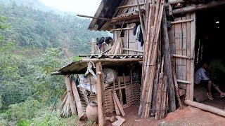 Vợ 15 Tuổi, Chồng 17 Tuổi Trong Ngôi Nhà Nghèo Và Căn Phòng Cưới Bằng Tre Nứa