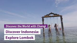 Discover Indonesia Lombok