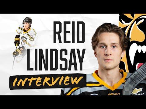Reid Lindsay Interview