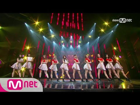 [PRISTIN - WE LIKE] KPOP TV Show | M COUNTDOWN 170921 EP.542
