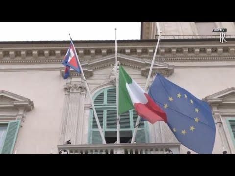 Ιταλία: Εθνική ημέρα μνήμης για τα θύματα του κορονοϊού