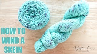 CROCHET BASICS: What to do with a Skein of yarn | Bella Coco  AD