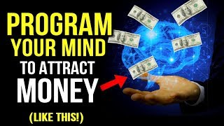 How To Attract MONEY PROSPERITY & ABUNDANCE With The Law Of Attraction | The Secret (Manifest Fast)
