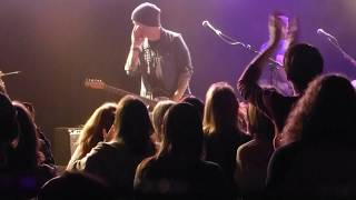 David Cook - Better Than Me - Le Poisson Rouge NYC - 2018-02-22