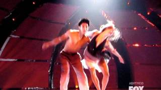 SYTYCD 7/27/11 Less Judgements (Sonya Contemporary Routine)