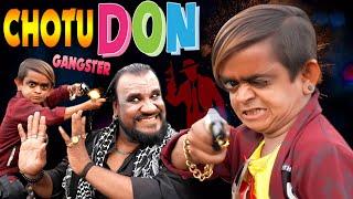 CHOTU KI GANGWAR  | छोटू की गैंगवार | Khandesh Hindi Comedy | Chotu Comedy Video