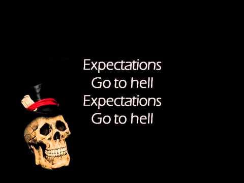 Three Days Grace - Expectations Lyrics