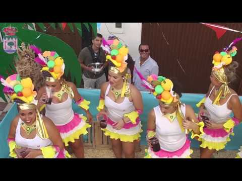Fiestas Benalúa de las Villas 2015