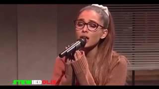 Ariana Grande Imitating Celebrities (Live on SNL 2016)