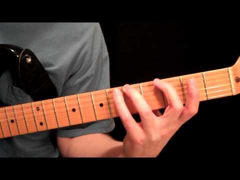 Legato Exercises - Intermediate Guitar Lesson