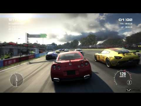 Gameplay de Race Driver: GRID 2 Reloaded Edition