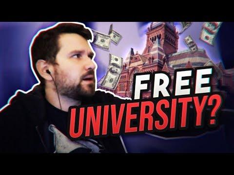 Free Education, Globalism & Zoning Laws - Destiny Debates