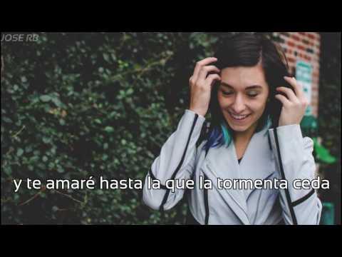Christina Grimmie - Steady Love (Sub Español)