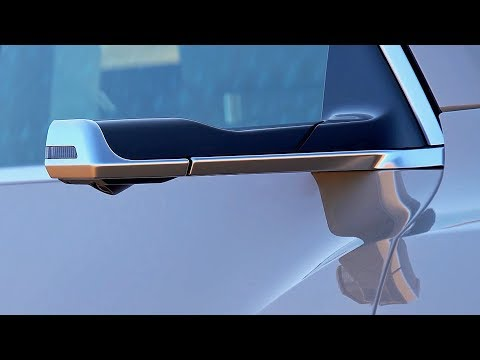 Virtual Exterior Mirrors Of The 2019 Audi E-tron SUV – How It Work –