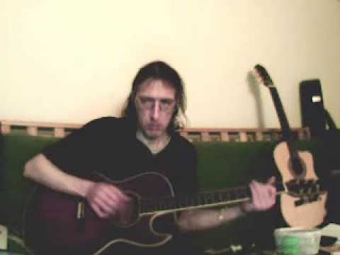 robboland dubble trubble - acoustic jazz blues funky guitar jam