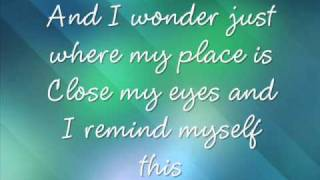 I Will Be - Christina Aguilera Lyrics
