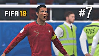 FIFA 18 World Cup Gameplay Part 7 - Amazing Quarter Finals | Xbox One Gameplay