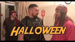 Halloween   2 Johnnies (sketch)