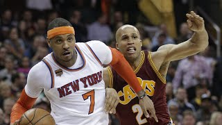 "Retired NBA PLAYER States ""CARMELO ANTHONY SHOULD RETIRE!!!"""