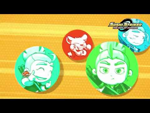 Видео № 0 из игры Sushi Striker: The Way of Sushido (Б/У) [3DS]