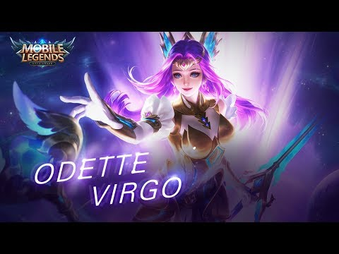 Odette New Skin | Virgo | Mobile Legends: Bang Bang!