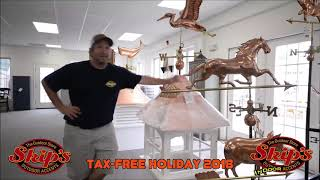 Tax Free Holiday 2018 Skips Outdoor Accents Massachusetts