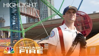 Ferris Wheel Rescue - Chicago Fire (Episode Highlight)