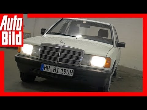 Mercedes 190 (W201) (1982) - Happy Birthday Unkaputtbarer! Details/Review