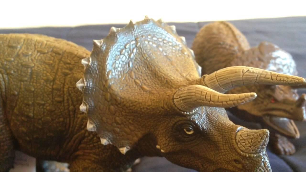 Conoce los dinosaurios: Triceratops