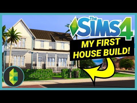 Renovating my first ever Sims 4 House from 2014