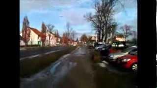 preview picture of video 'Einsatzfahrt RTW 02/83-01 + NEF 02/82-01 RD Prenzlau'