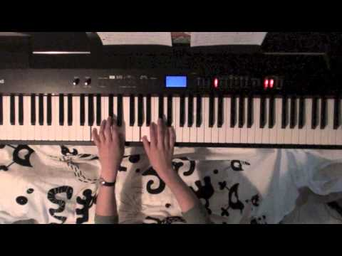 Happy Birthday - BAP (giraffepiano cover)