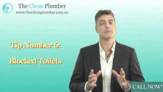 A Useful Video On 7 Plumbing Tips By The Clean Plumber